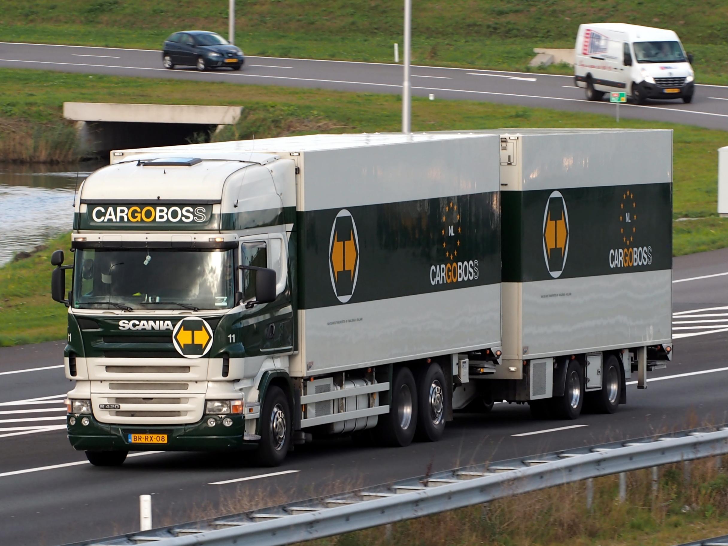 File:SCANIA R420, CargoBoss.JPG - Wikimedia Commons
