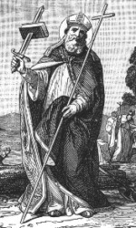 Photo of Saint Boniface. According to http://m...