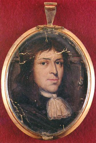 Portrait of Samuel Parris