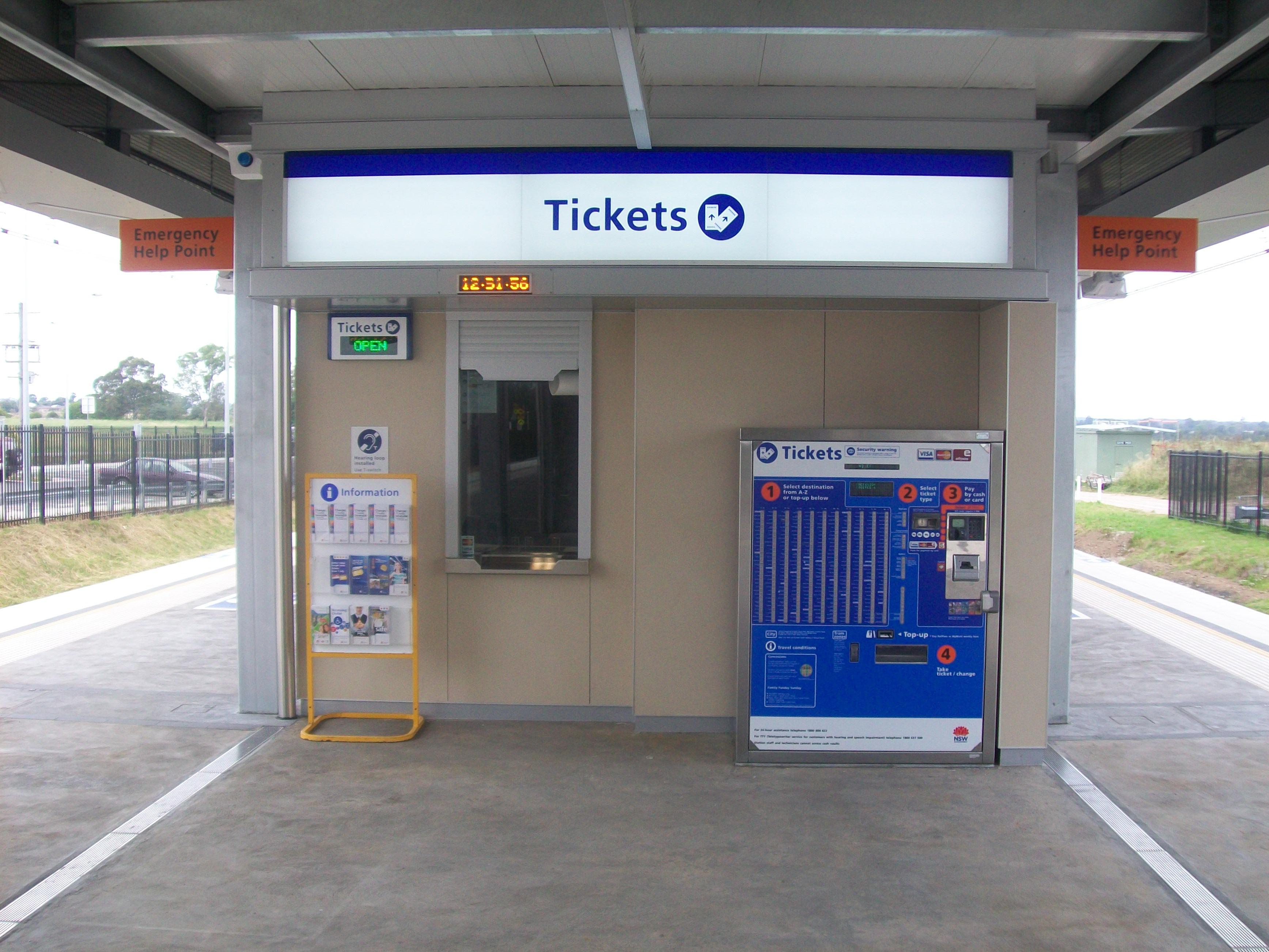 File Schofields Railway Station Ticket Office Jpg