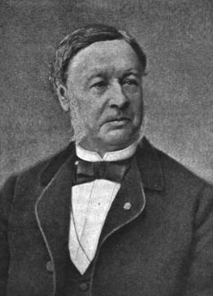 ثيودور شوان (1810-1882م) عالم الفسلجة الالماني واحد ابرز مطوري النظرية الخلوية