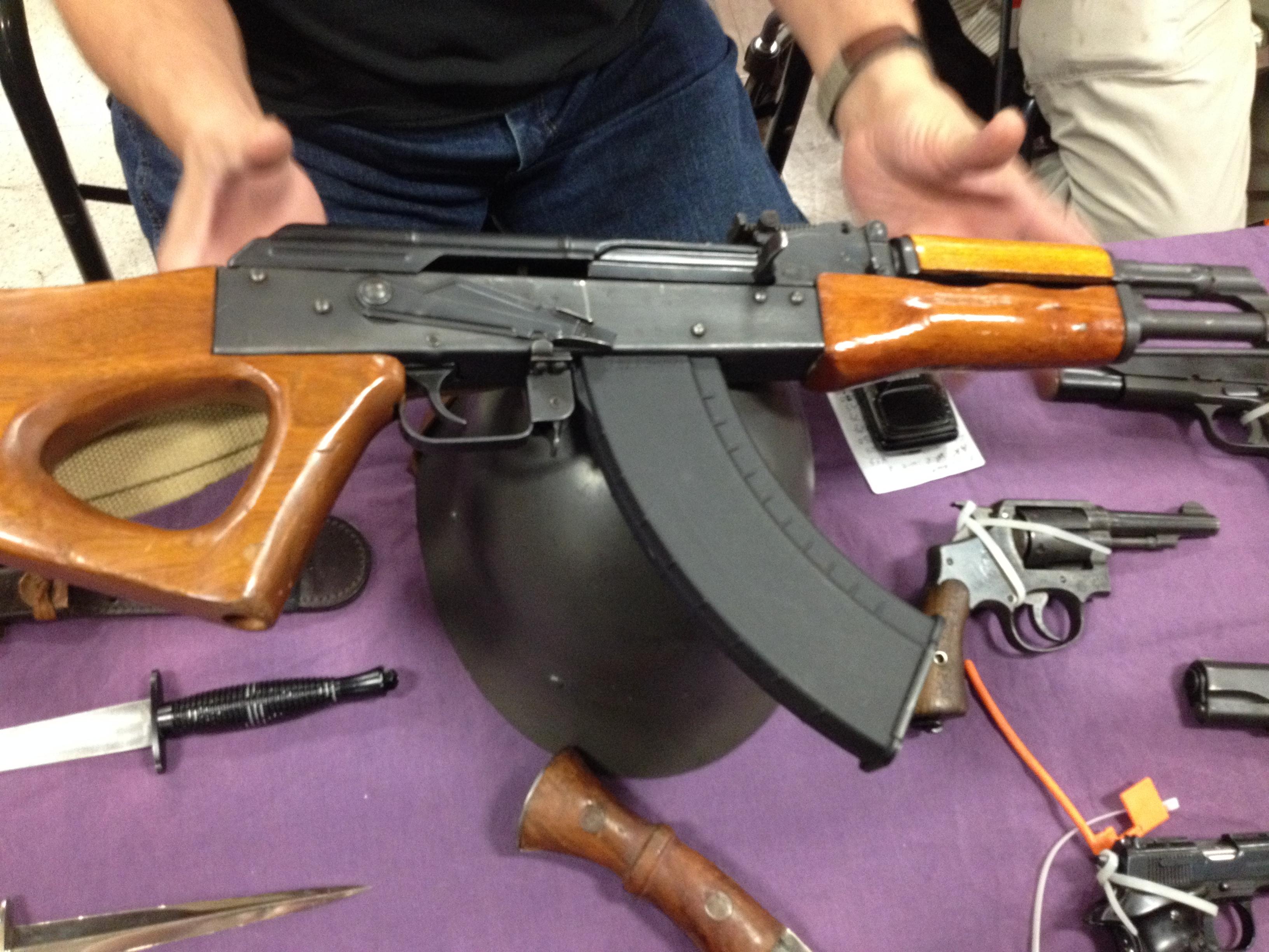 Gun show loophole - Wikipedia