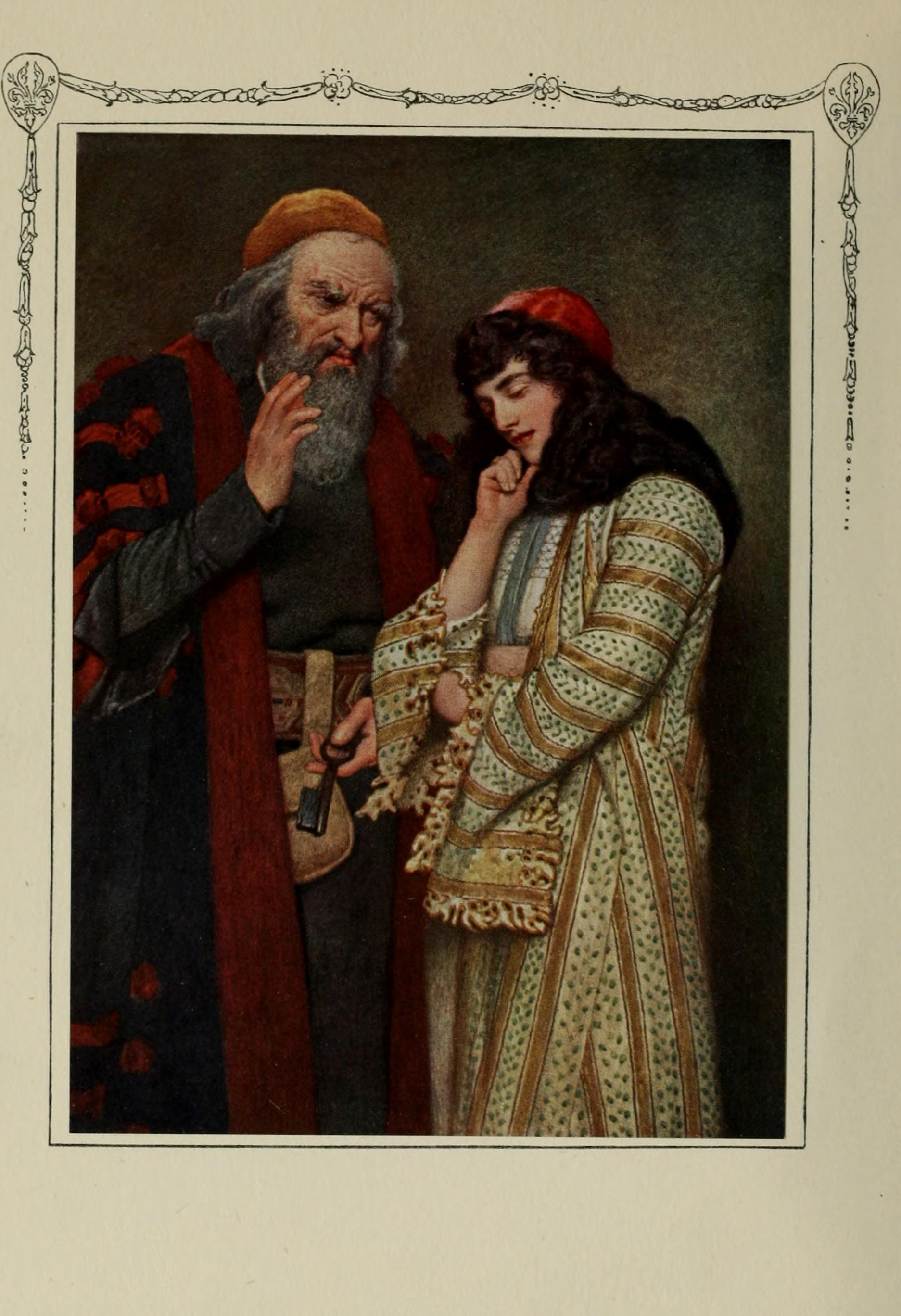 shylock of william shakespeares the merchant of Abstract: in william shakespeare 's the merchant of venice (1600), the evil bond is the origin of the irrationality that shylock, antonio and bassanio express obviously, the bond itself is devoid of.