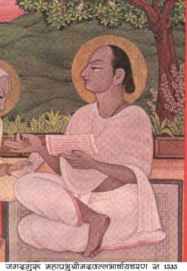 of mahaprabhuji