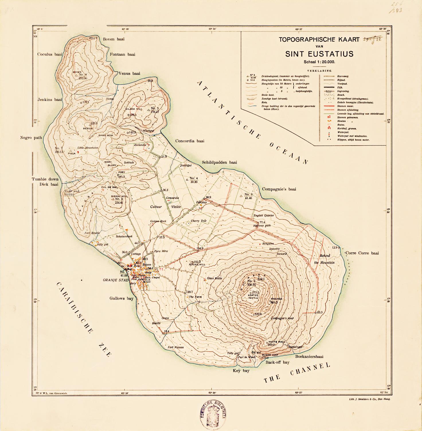 FileSint Eustatius Map Bjpg Wikimedia Commons - Sint eustatius map