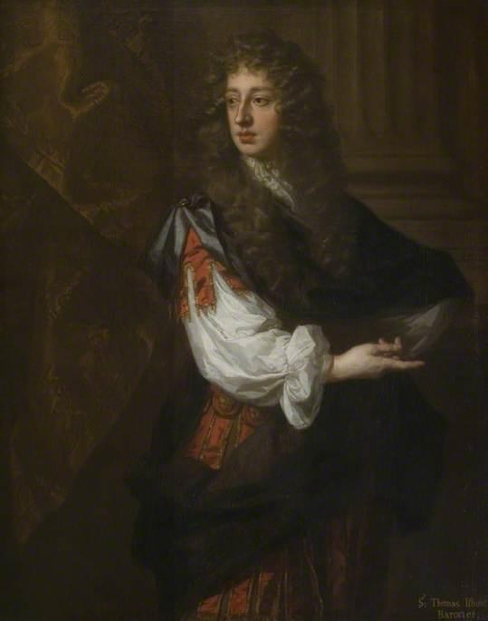 Ritratto di Sir Thomas Isham di Mary Beal