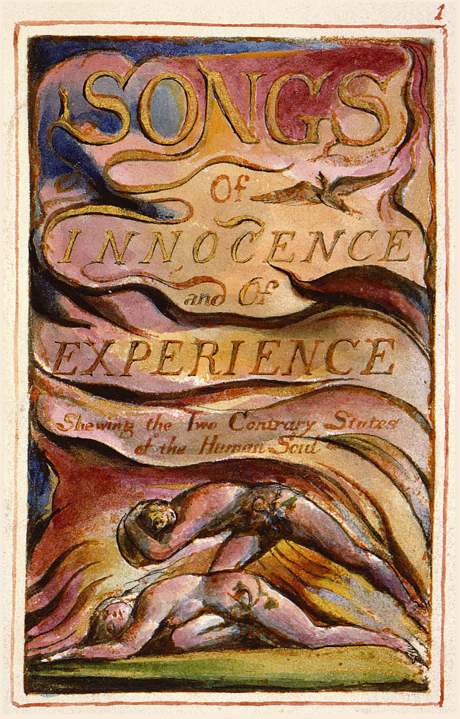 william blake songs of innocence Songs of experience is a poetry collection of 26 poems forming the second part of william blake's songs of innocence and of experience the poems were published in 1794 (see 1794 in poetry.