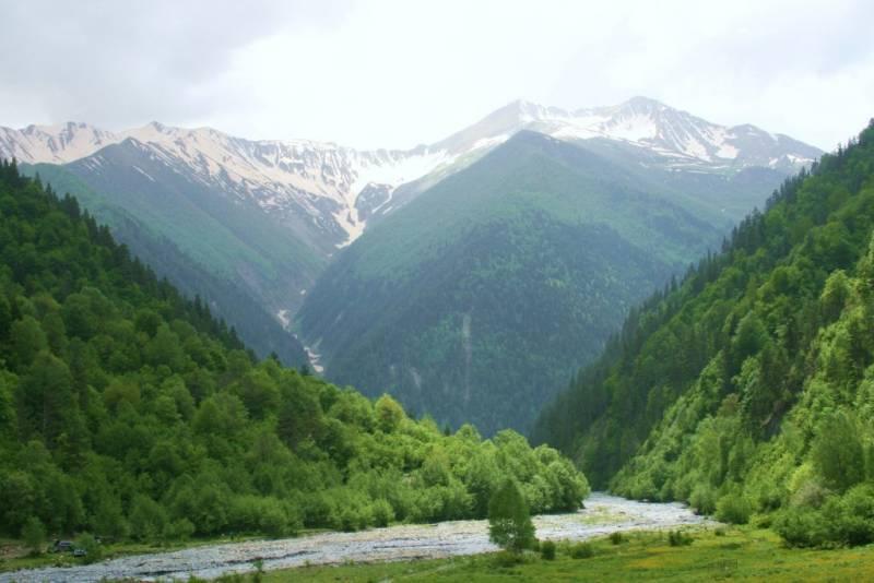 Georgia Beautiful Landscapes of Georgia
