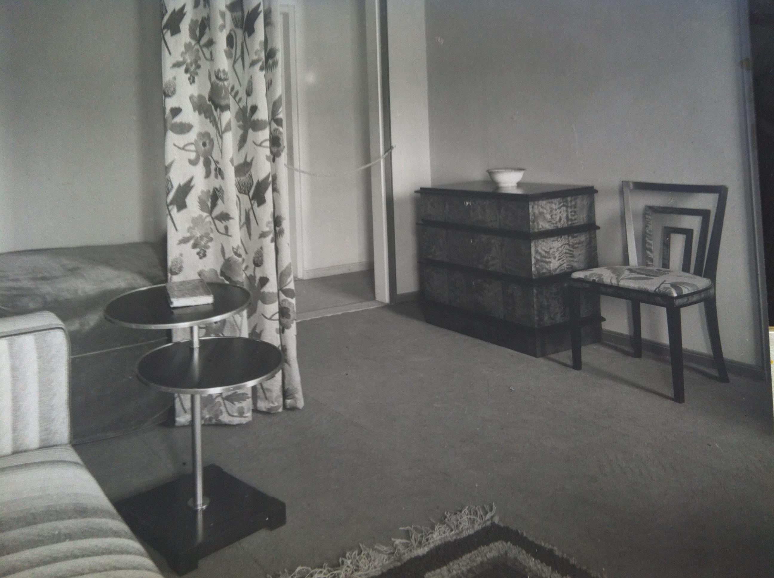 File:sovrum av axel einar hjorth på stockholmsutställningen 1930 ...