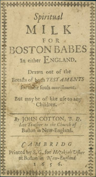 a study guide for a puritan It has long been understood that the prime motive for the founding of the new england colonies was puritans especially cliffsnotes study guides are.