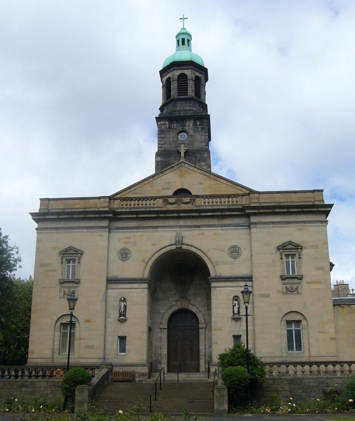St Patrick's Church, Edinburgh - Wikipedia