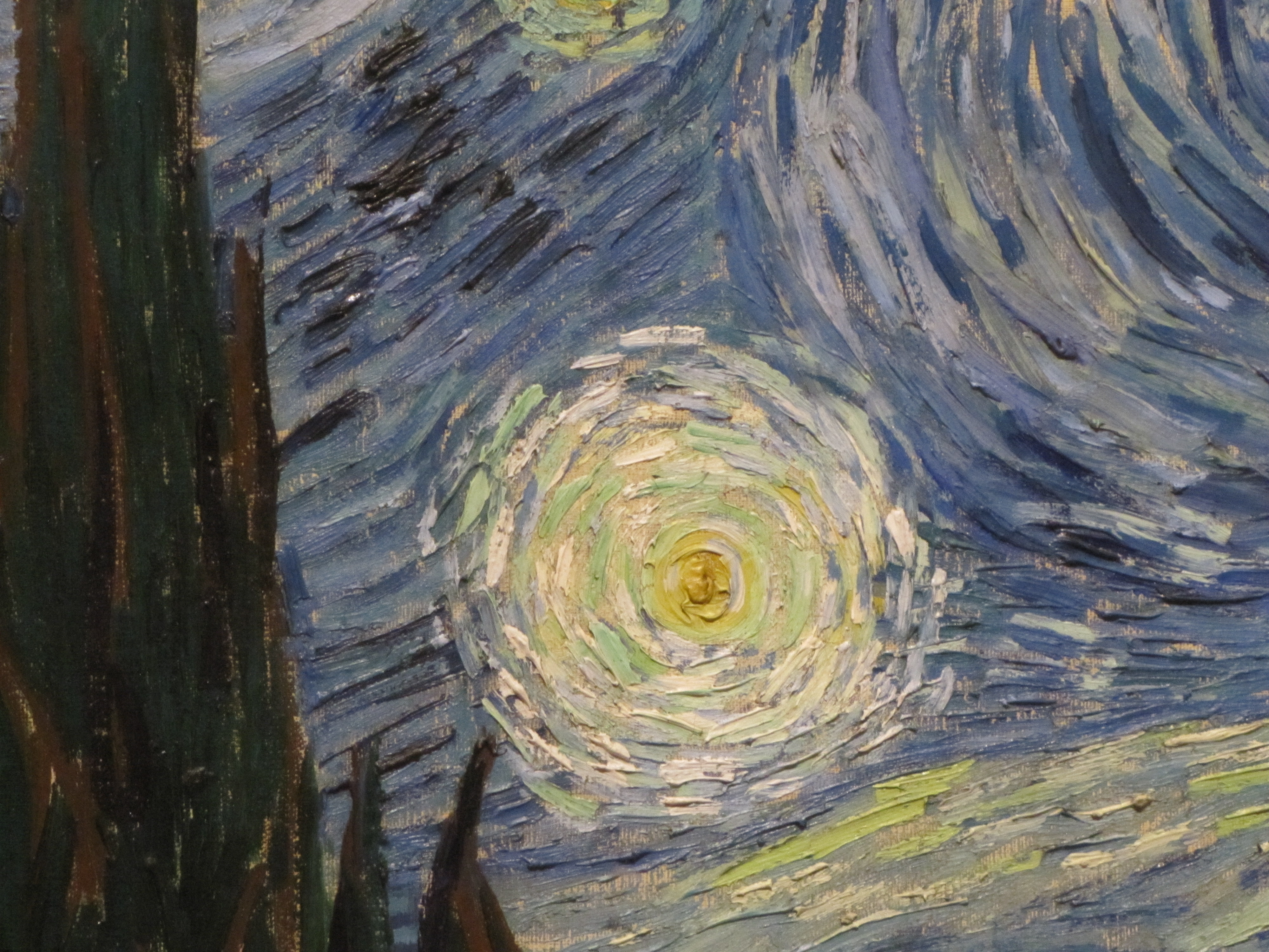 van gogh starry night meaning