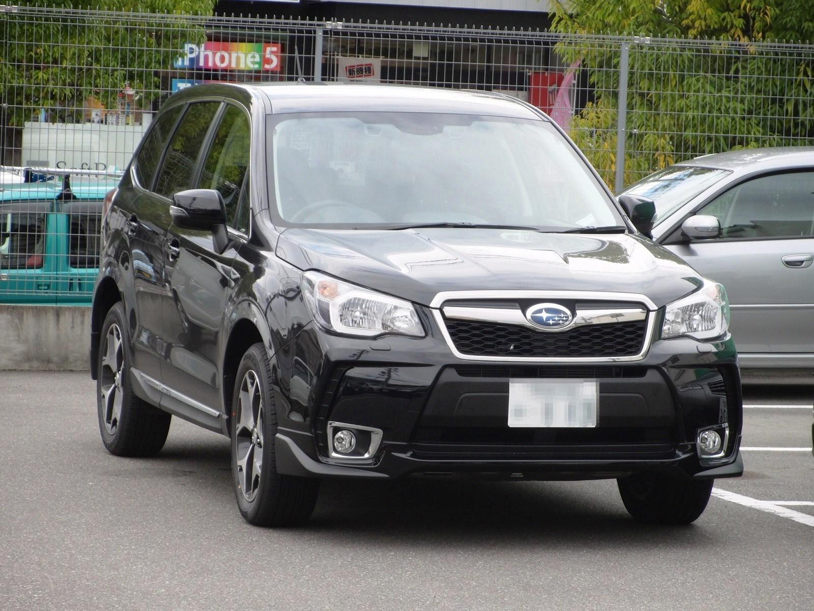 Subaru forester xt 20 - b