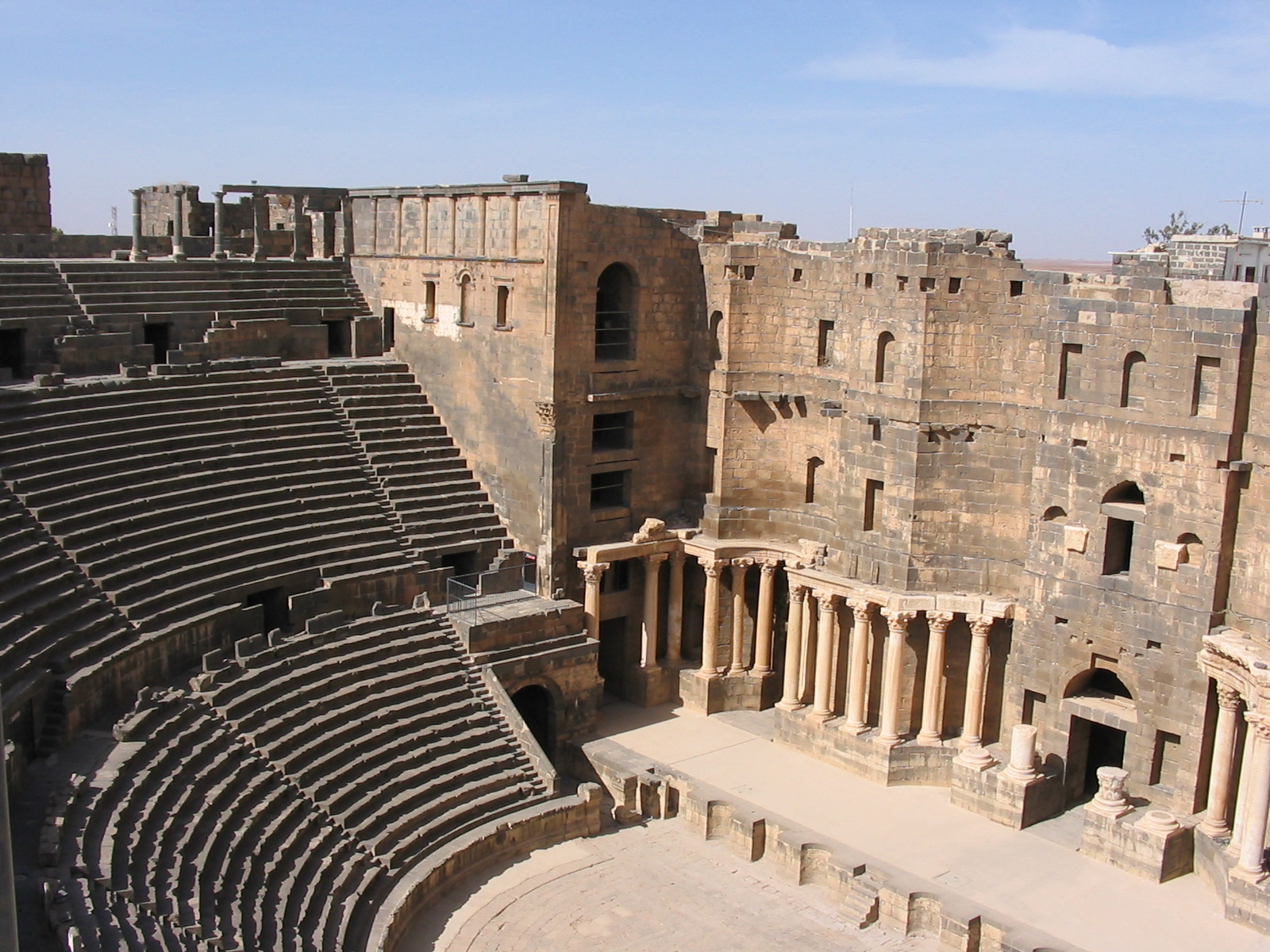 Theatre of ancient Rome