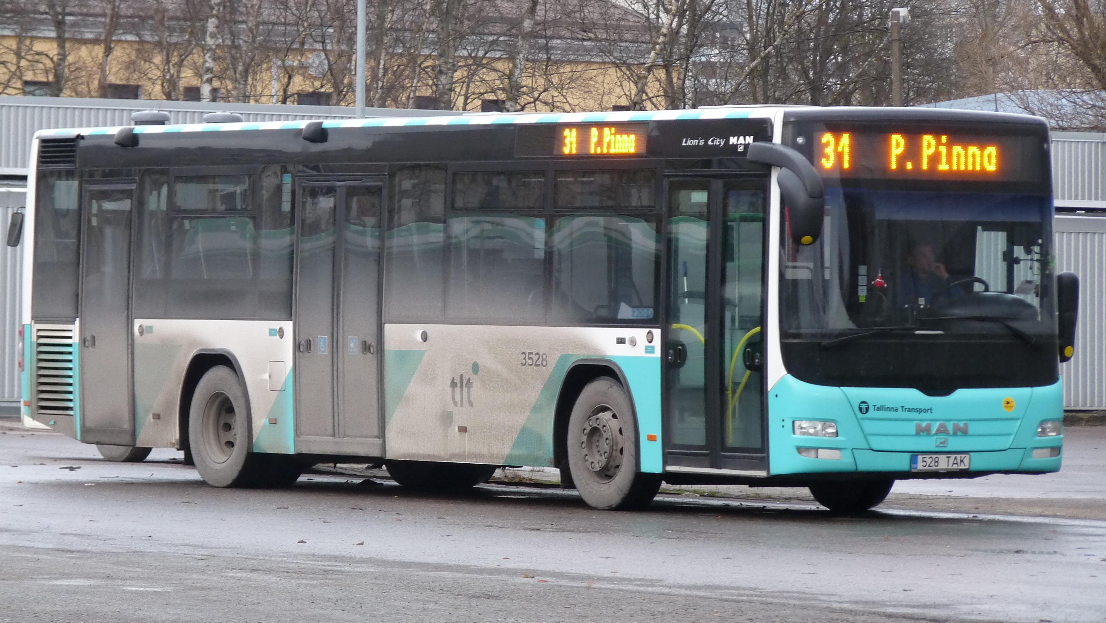 f04807cae51 31 (Tallinna bussiliin) – Vikipeedia