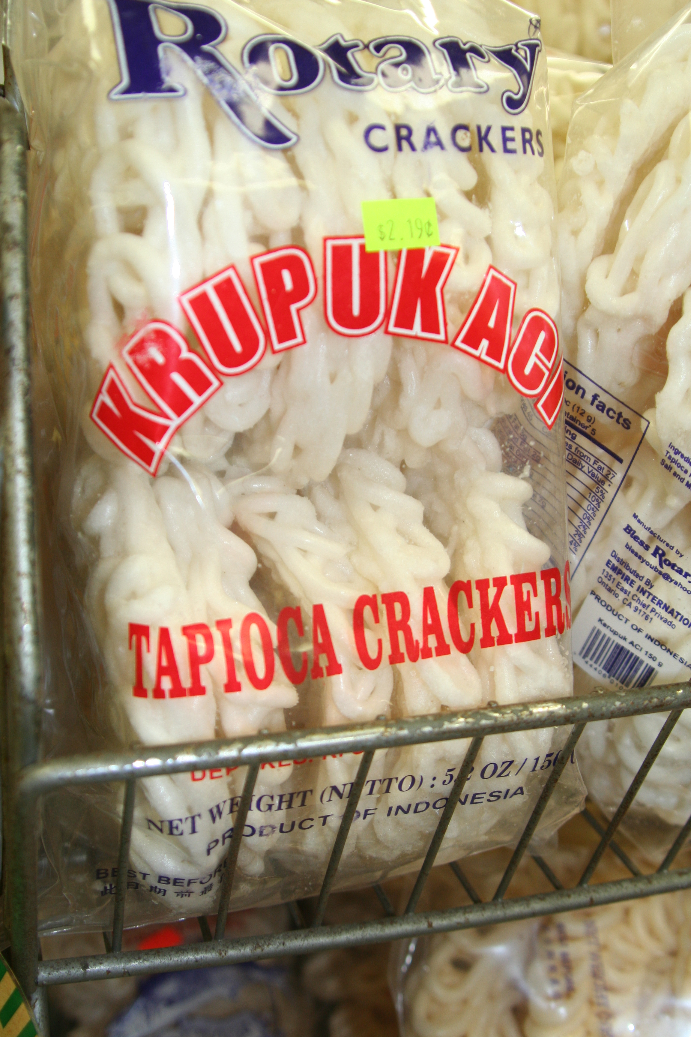 Image Result For Cracker Wikipedia Indonesia