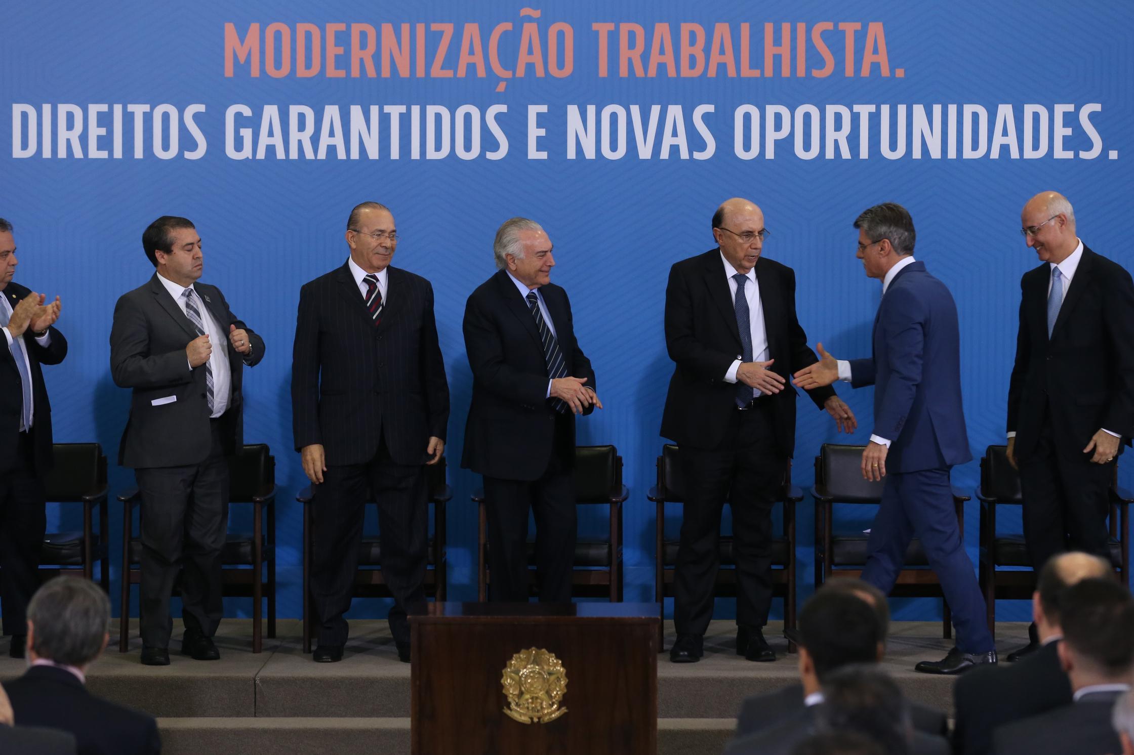 Veja o que saiu no Migalhas sobre Reforma trabalhista no Brasil em 2017