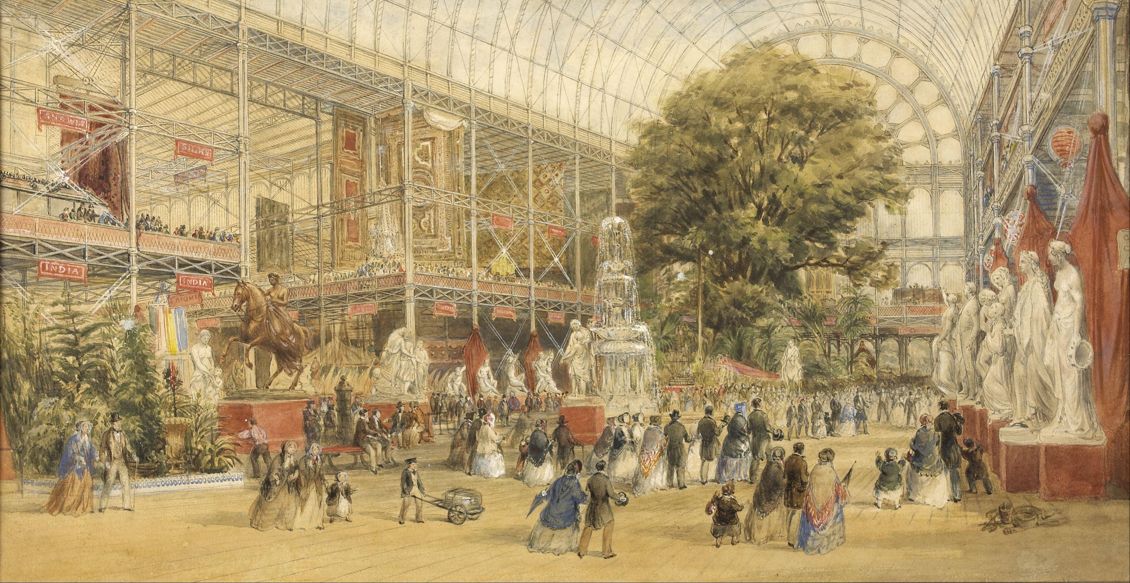Esposizione Universale Londra 1851