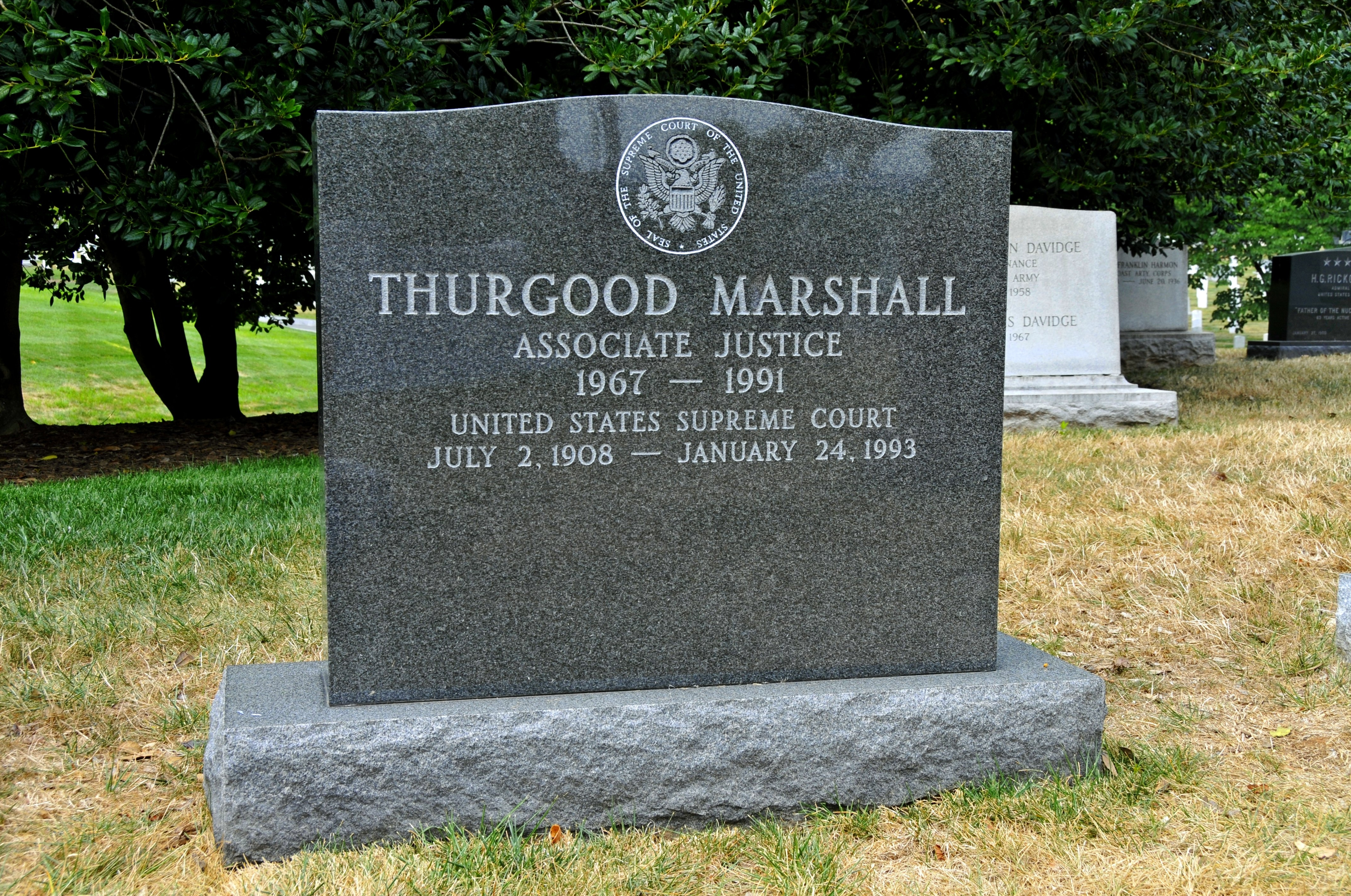 Self Guided Black History of Arlington Tour -Marshall
