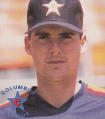 Troy Afenir American baseball player