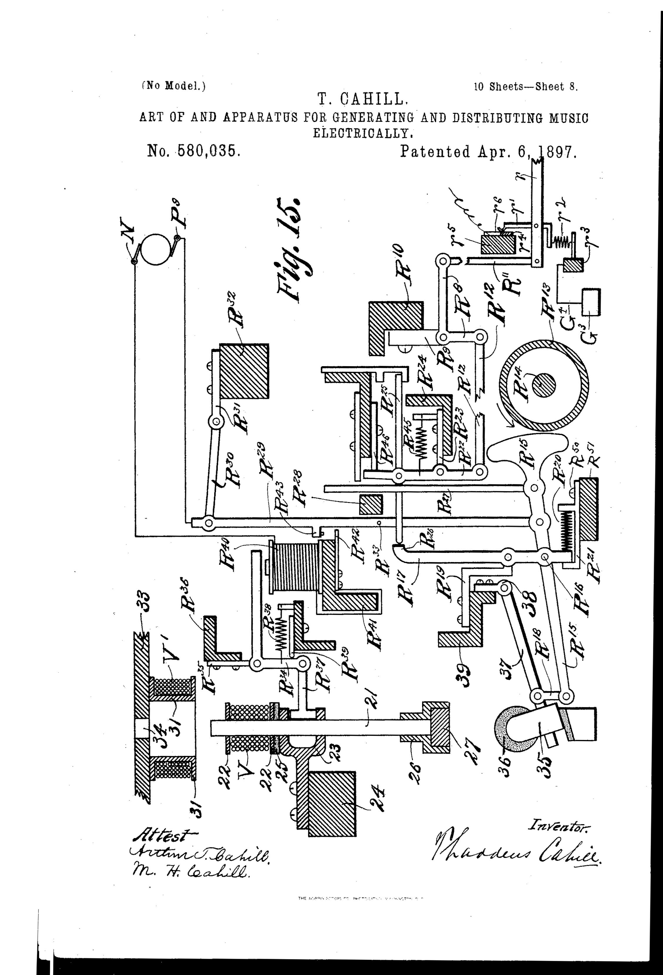File:US580035A Thaddeus Cahill, Telharmonium patent p.08.jpg ...