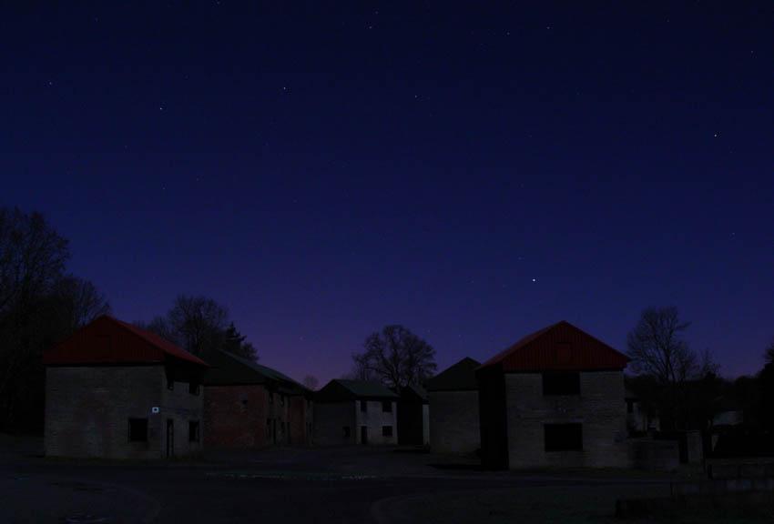 Urban Area At Night File:Urban warf...