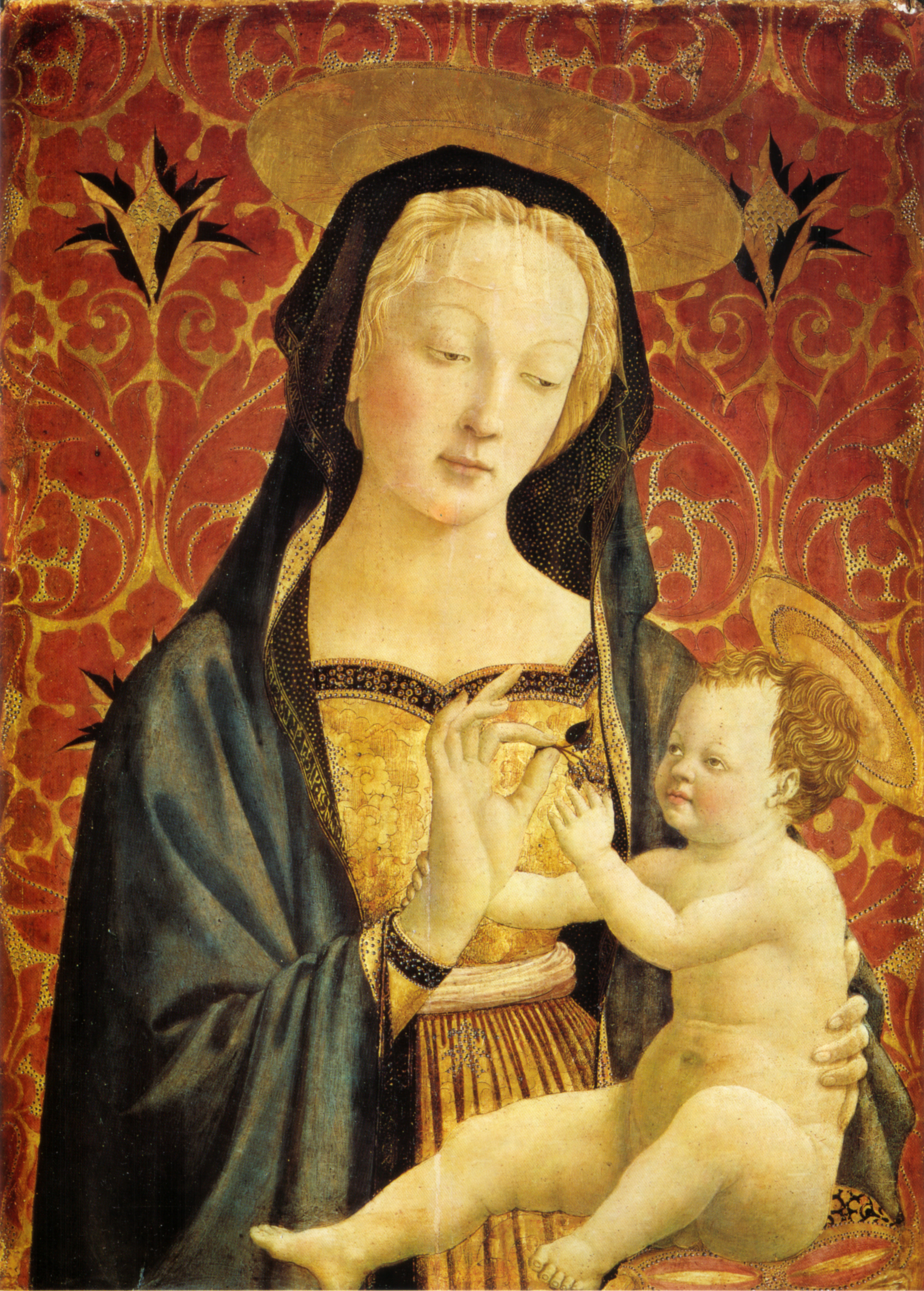 madonna and child Shop for madonna and child by botticelli hand painted oil painting at overstockart enjoy custom framing and free shipping visit for more info & deals.