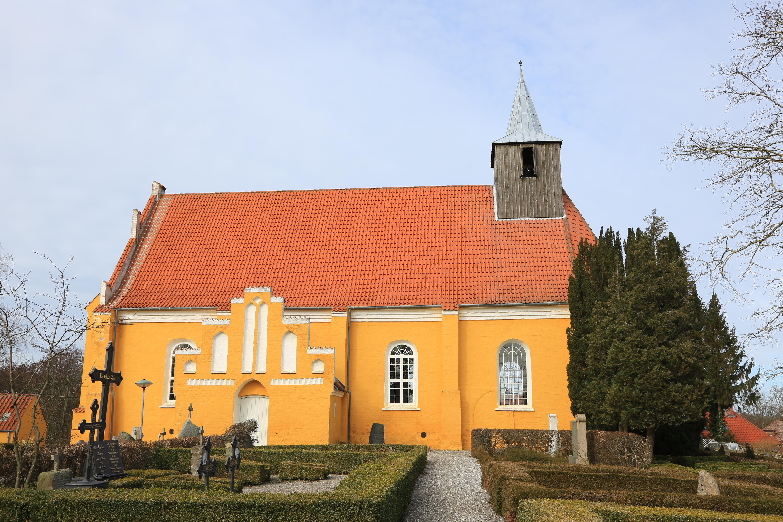Vesterborg Sogn