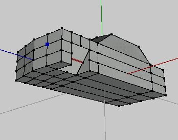 blender how to make edge loop form edges