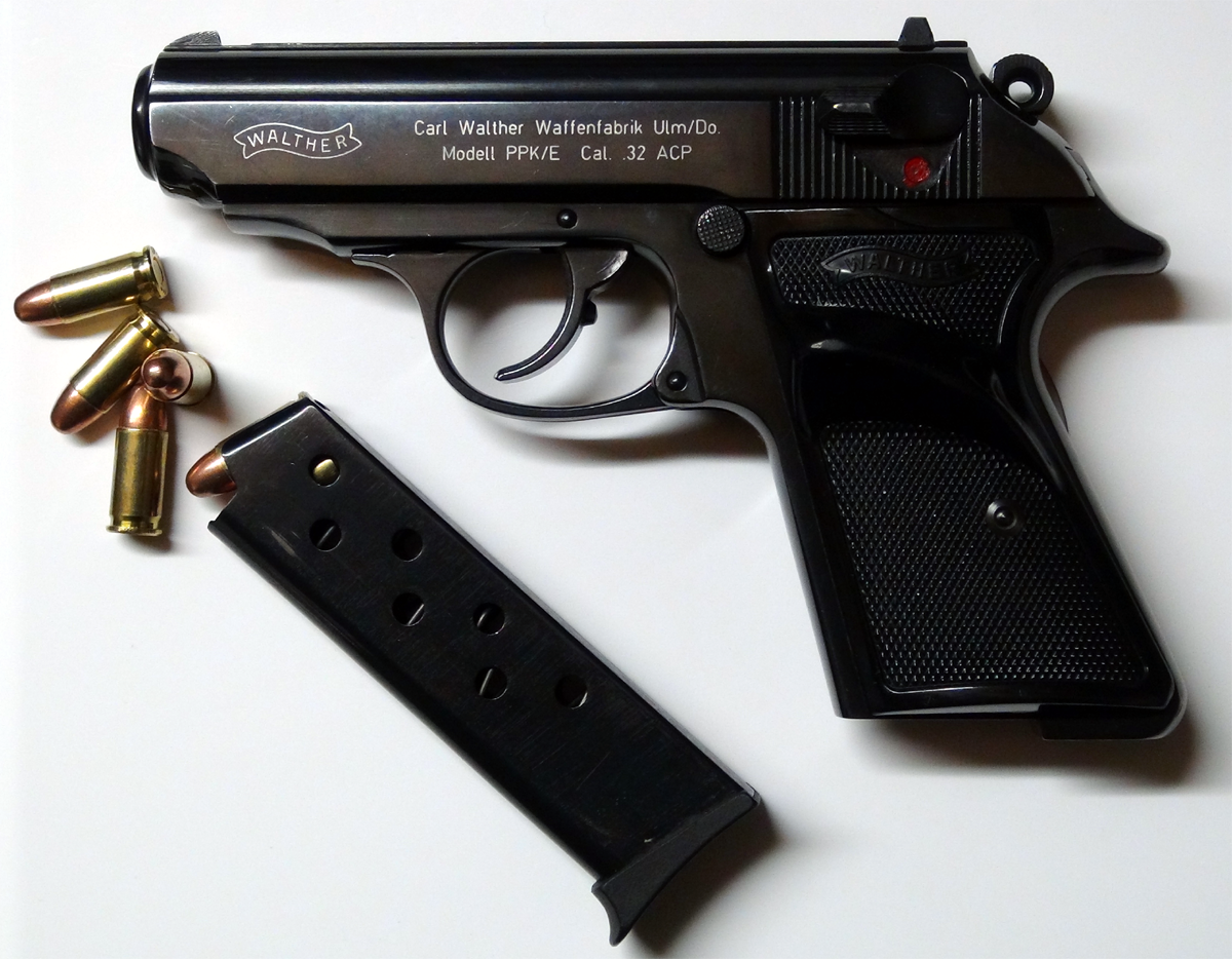 The real beauty – German Walther PPK-E