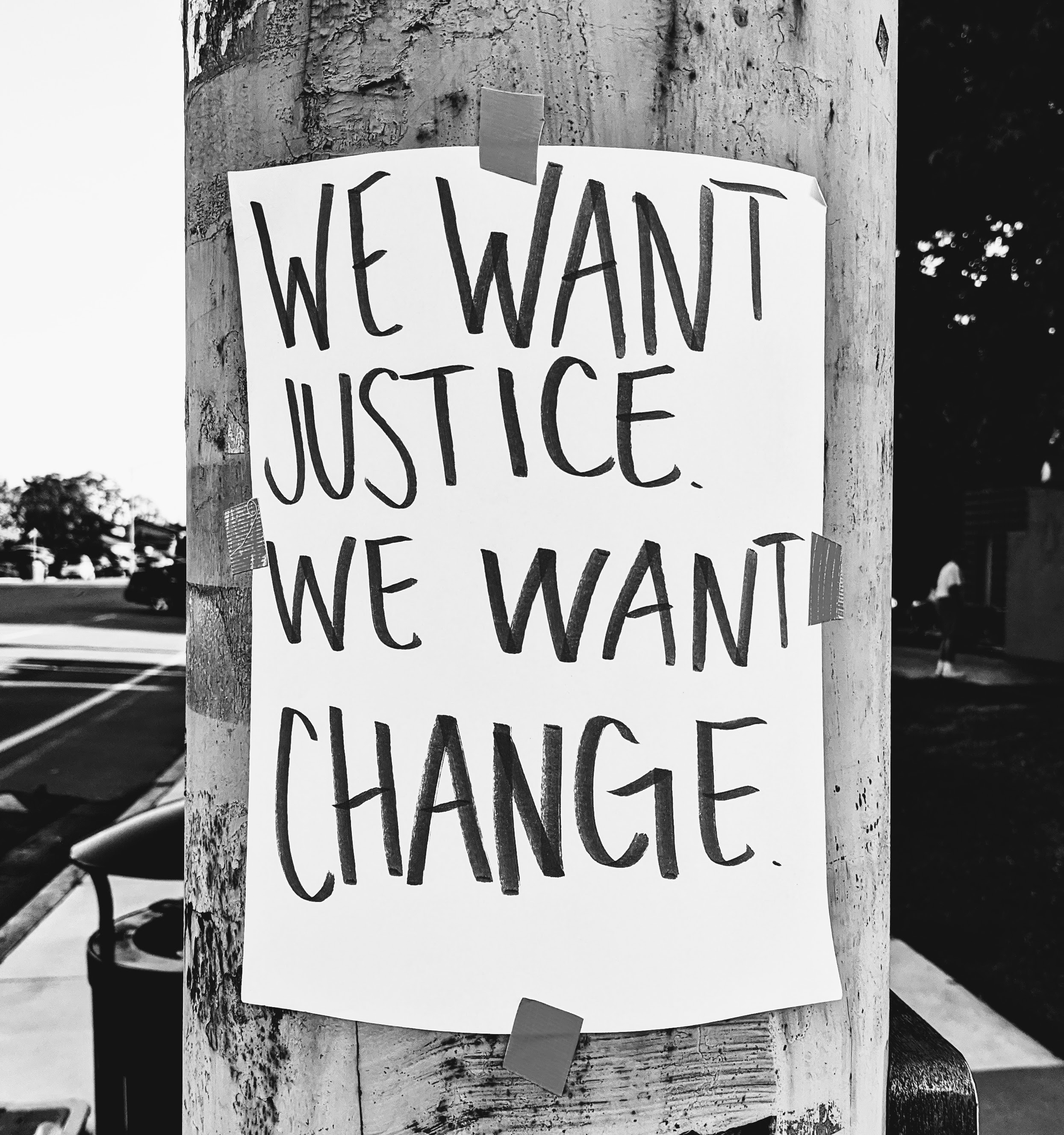 File:We Want Justice We Want Change (49970698301).jpg - Wikimedia Commons