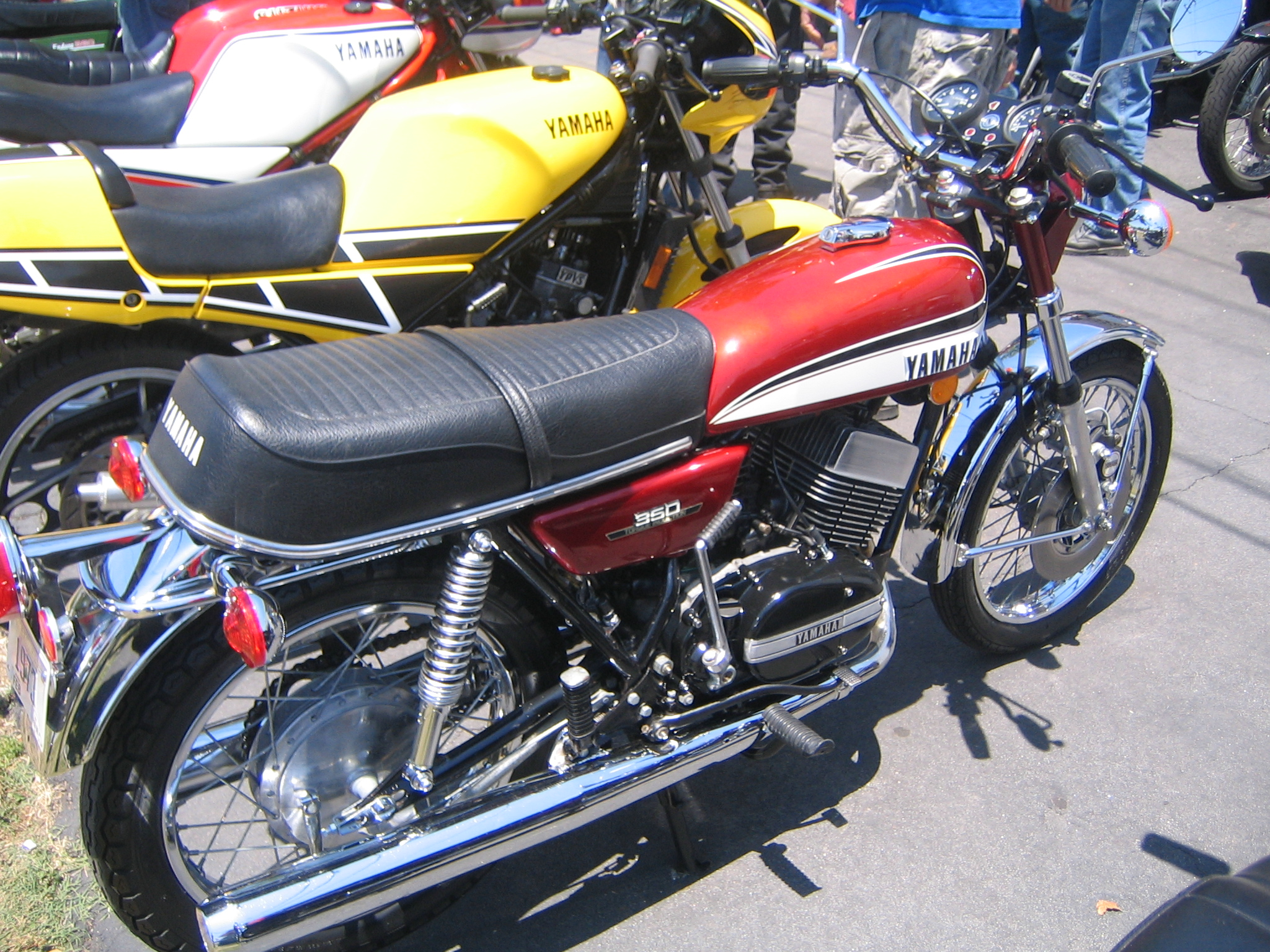 Yamaha RD350 - Wikipedia on