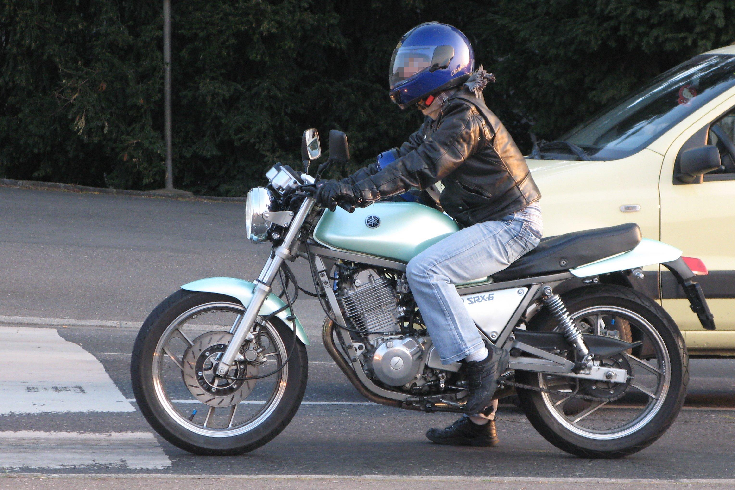 Yamaha Srxs