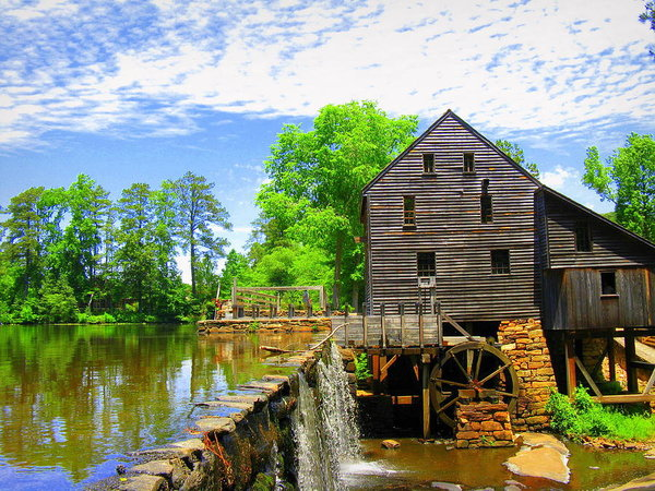 Yates Mill - Virtual Tour