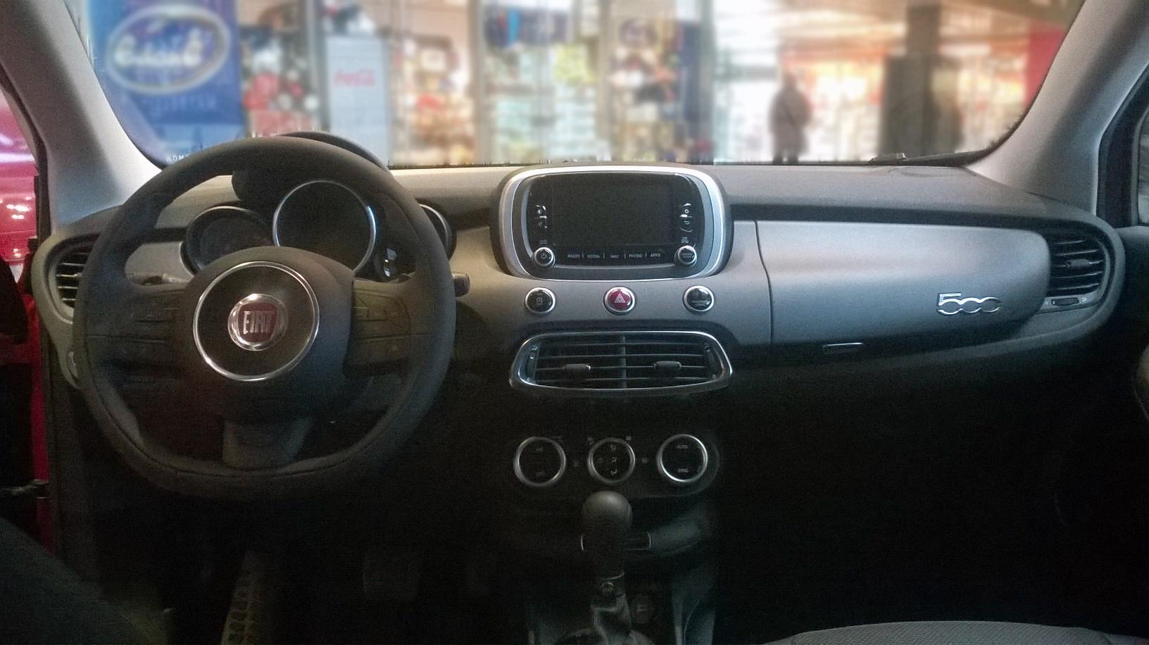 2015 FIAT 500L Easy - Wagon 1.4L Turbo Manual