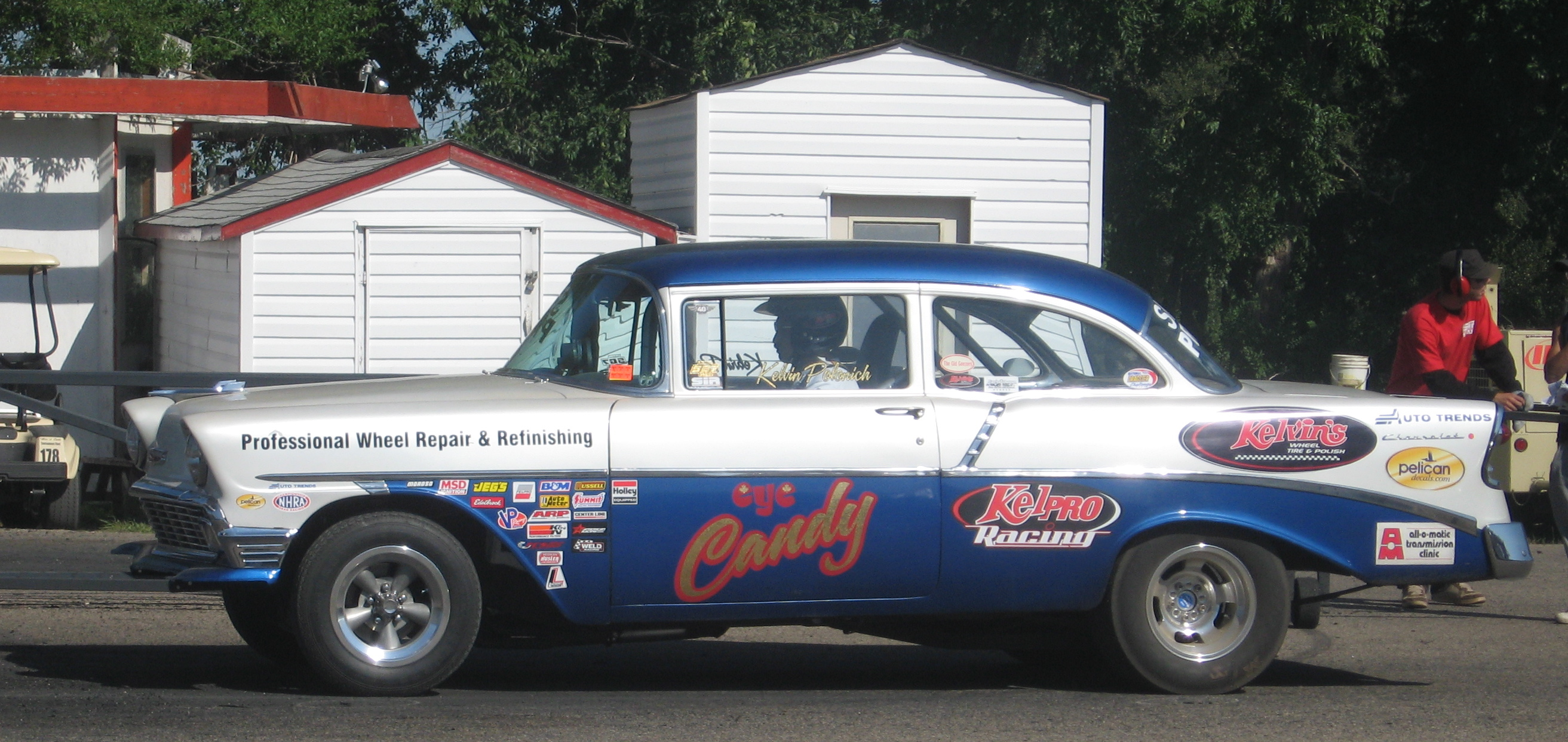 Old Drag Racing Cars