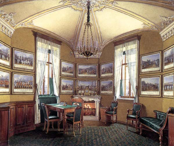 File:Гау. Малый военный кабинет Николая I. 1862.jpg