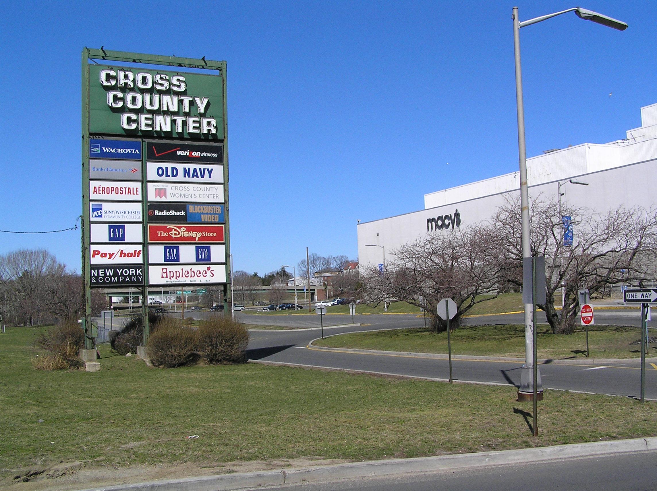 Cross County Shopping Center
