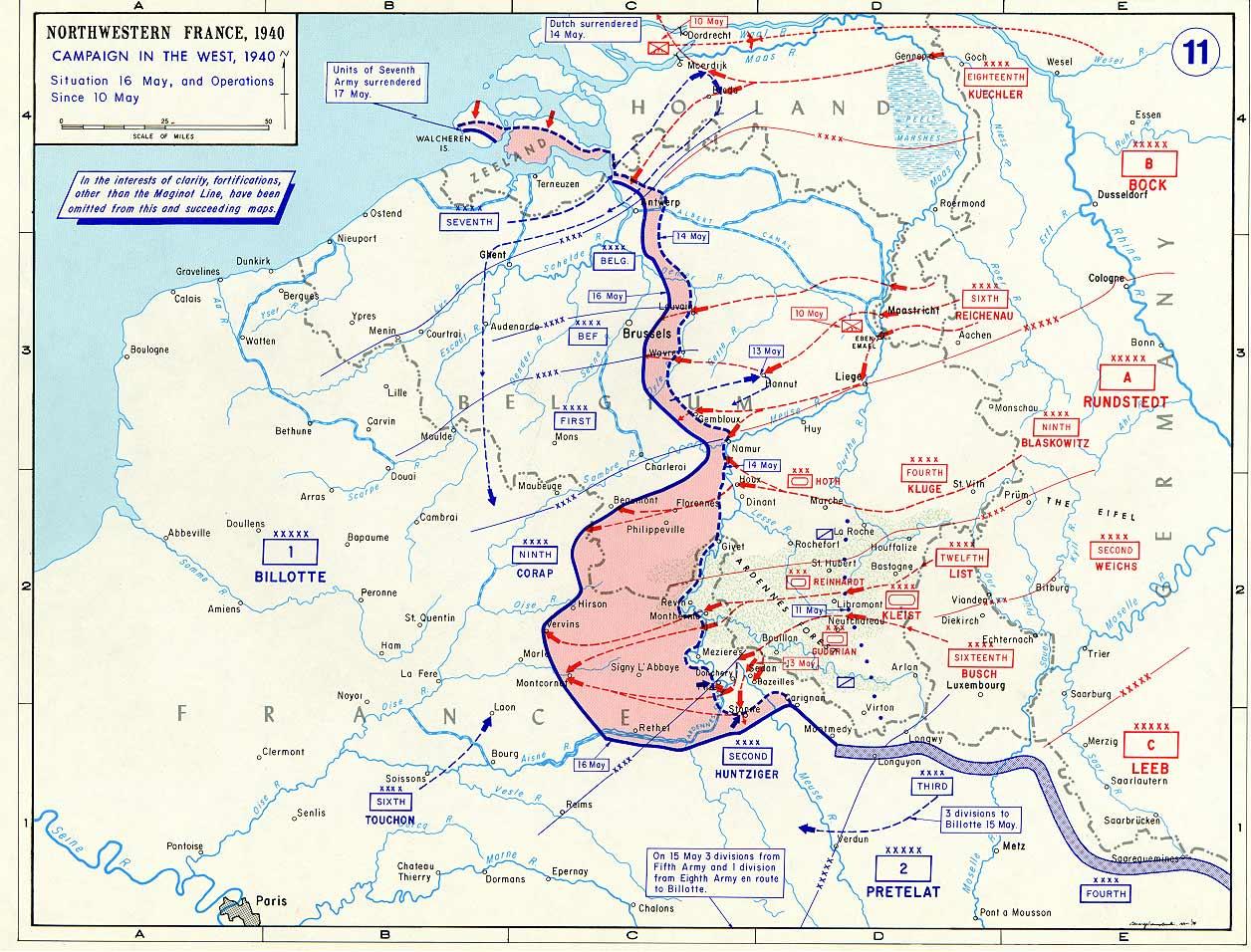 France Battles Battle of France 1940 The