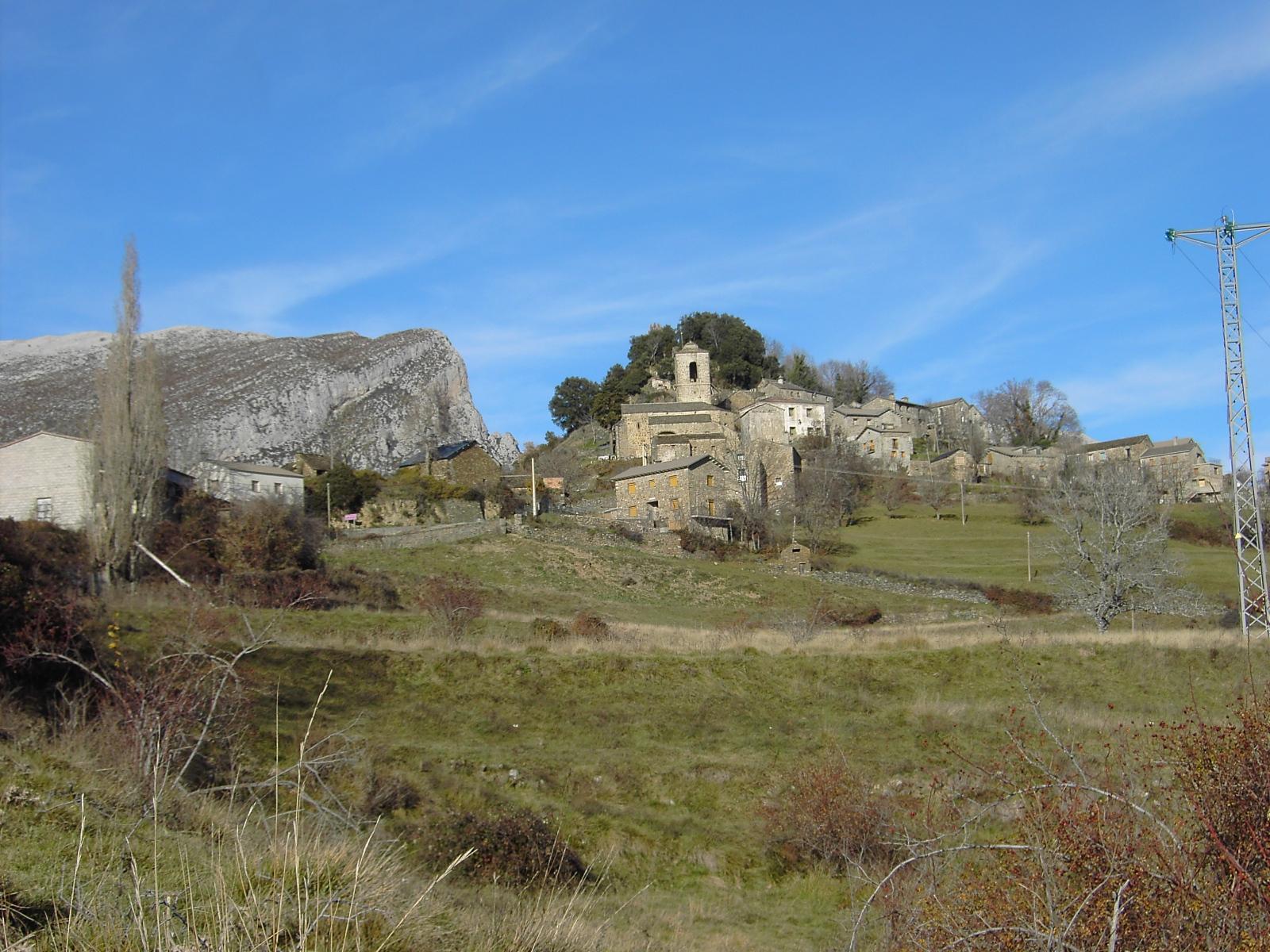 Puértolas, Huesca