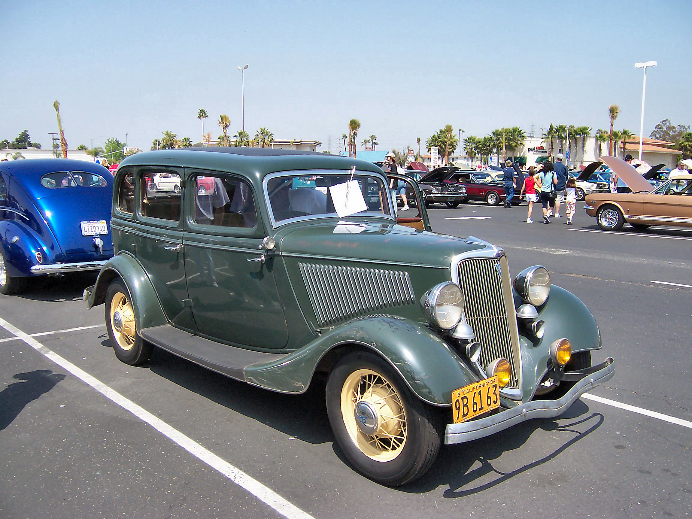 1934 ford y | Motor Arcade