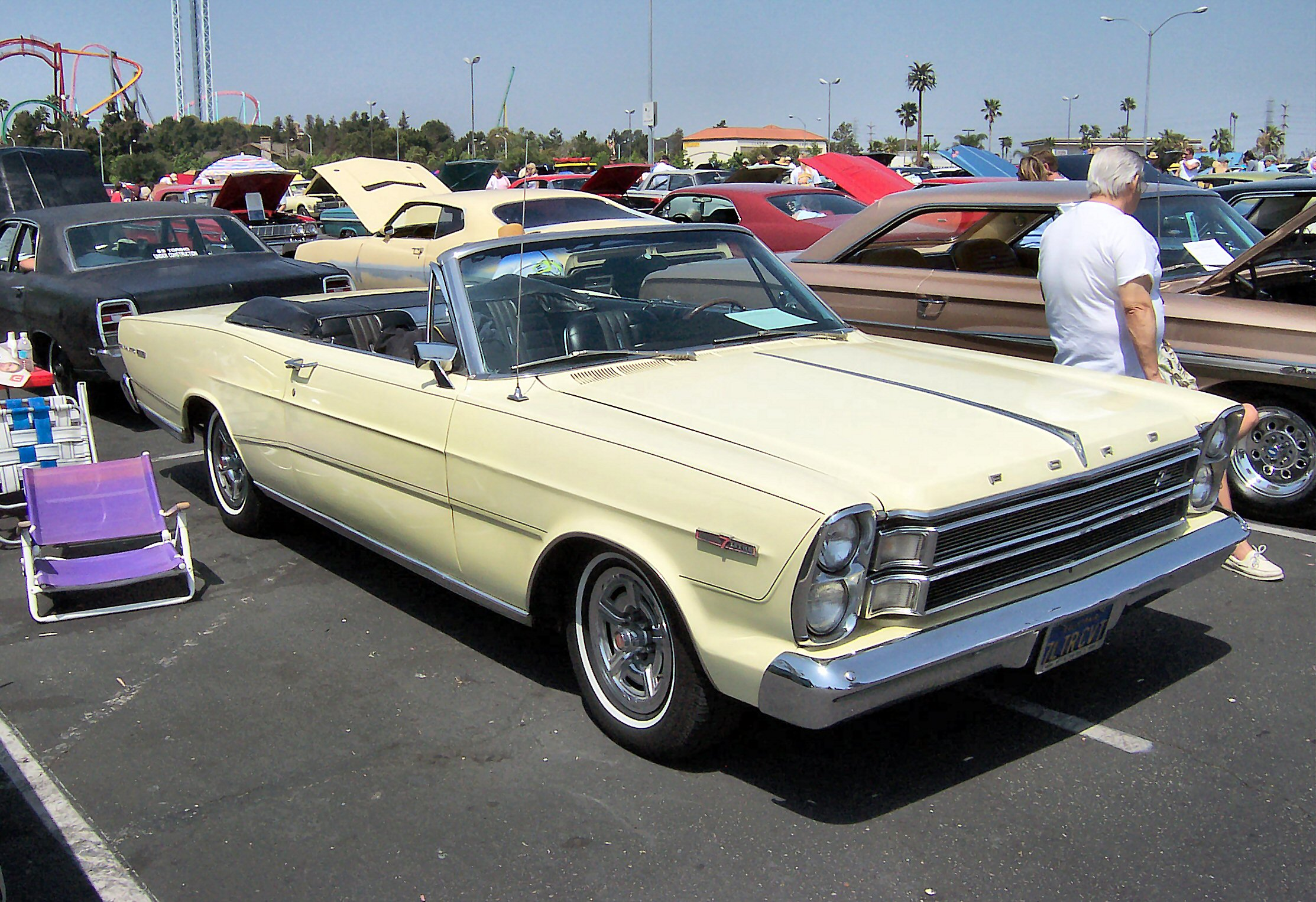 1966 ford galaxie 7 liter video search engine at. Black Bedroom Furniture Sets. Home Design Ideas