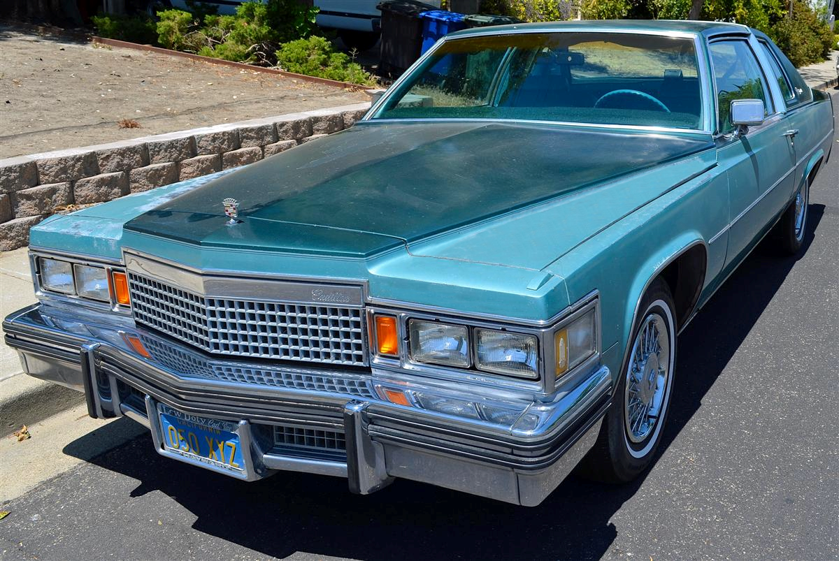 File 1979 Cadillac Coupe Deville Fvl Png Wikimedia Commons