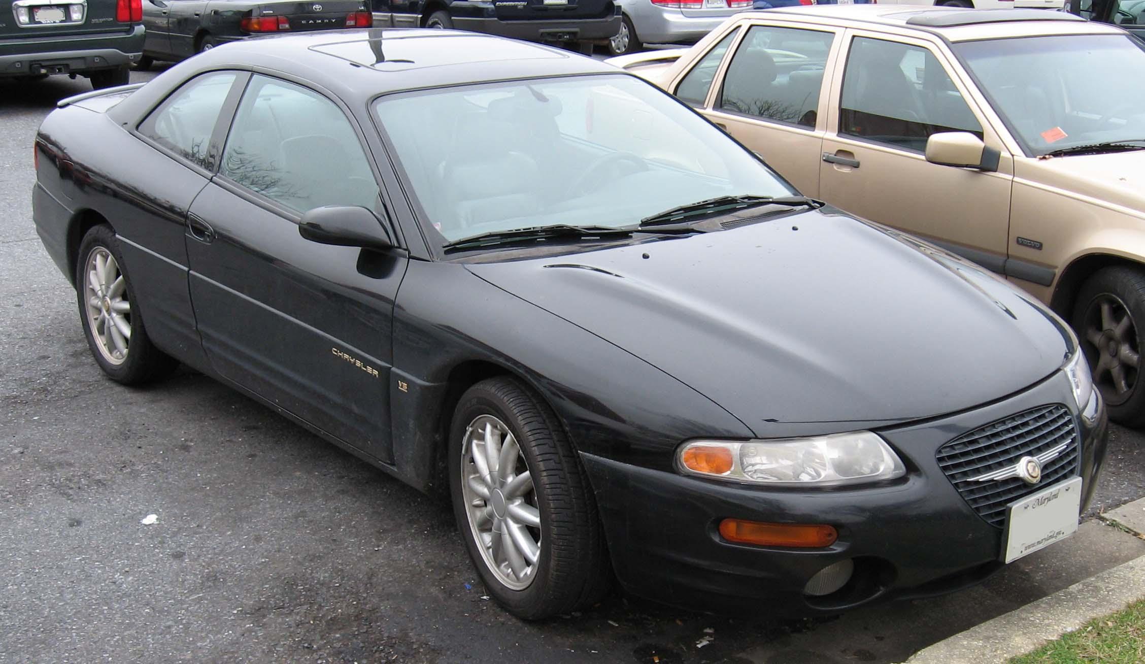 File 1st Chrysler Sebring Coupe Jpg Wikimedia Commons