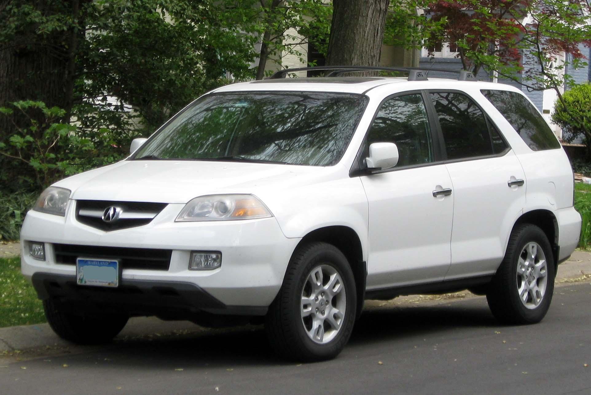 File:2004-2006 Acura MDX -- 04-11-2012.JPG - Wikimedia Commons
