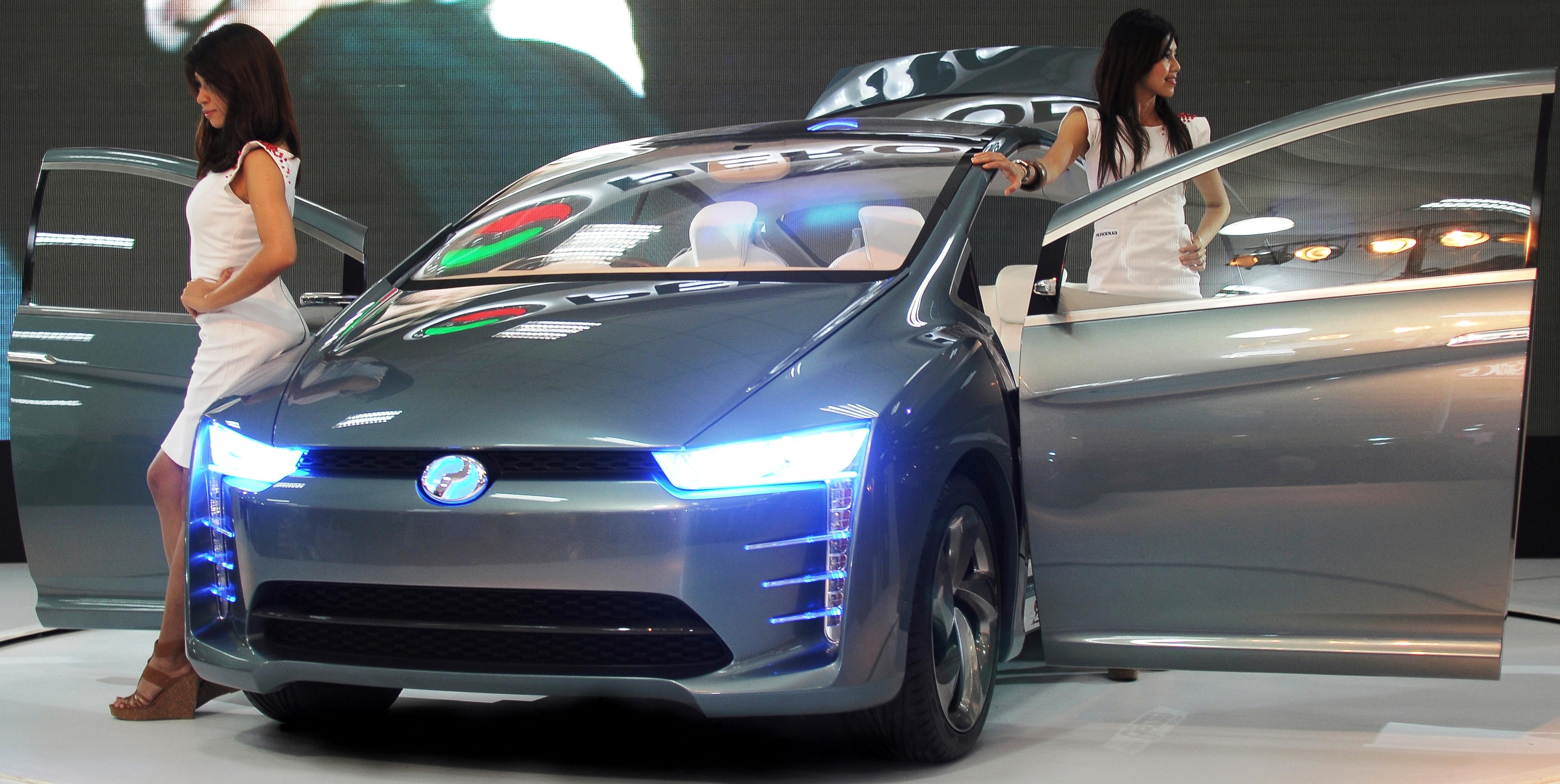 New Perodua Car