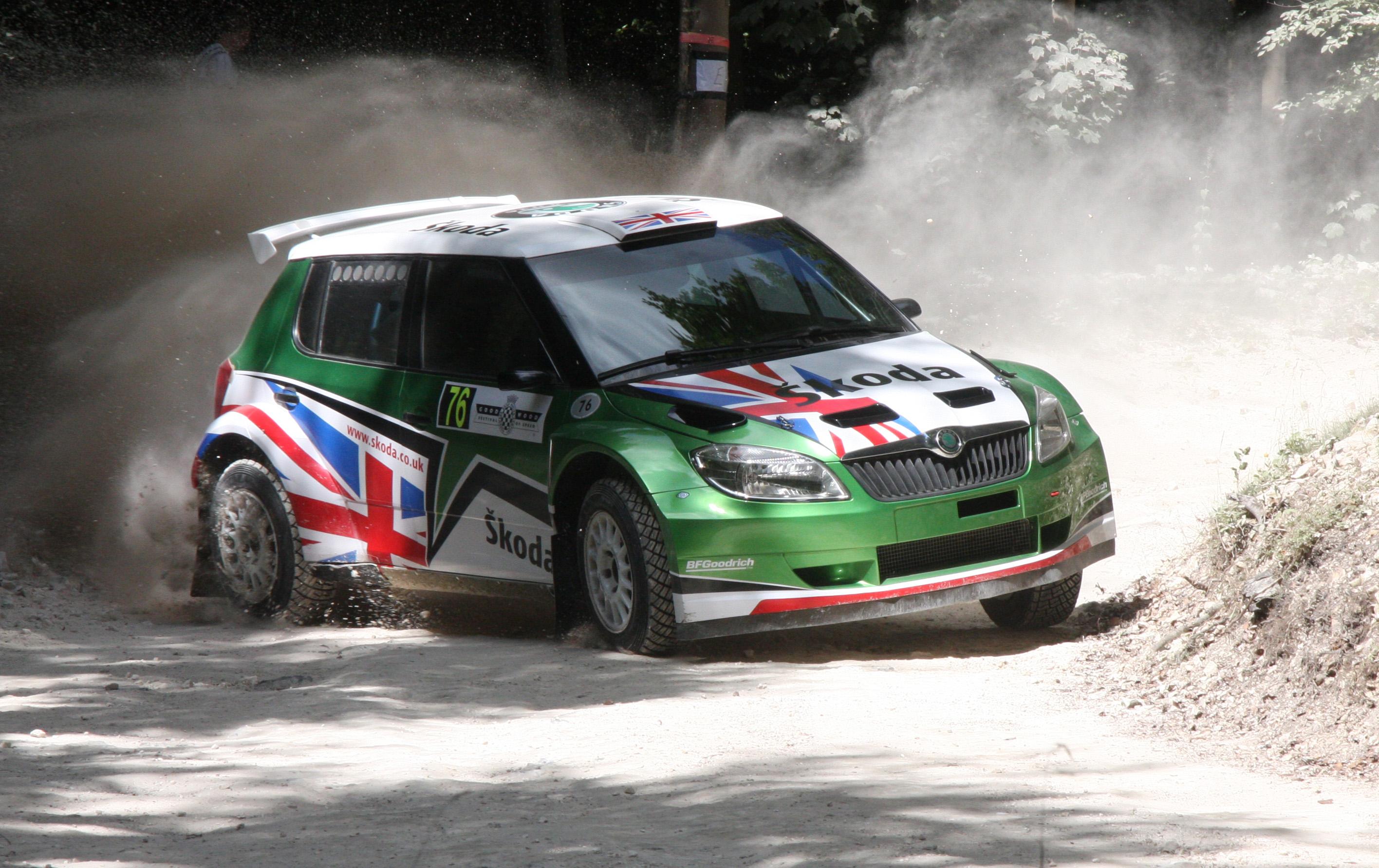 The New Skoda Fabia Makes Me Wanna Build A Rally Car