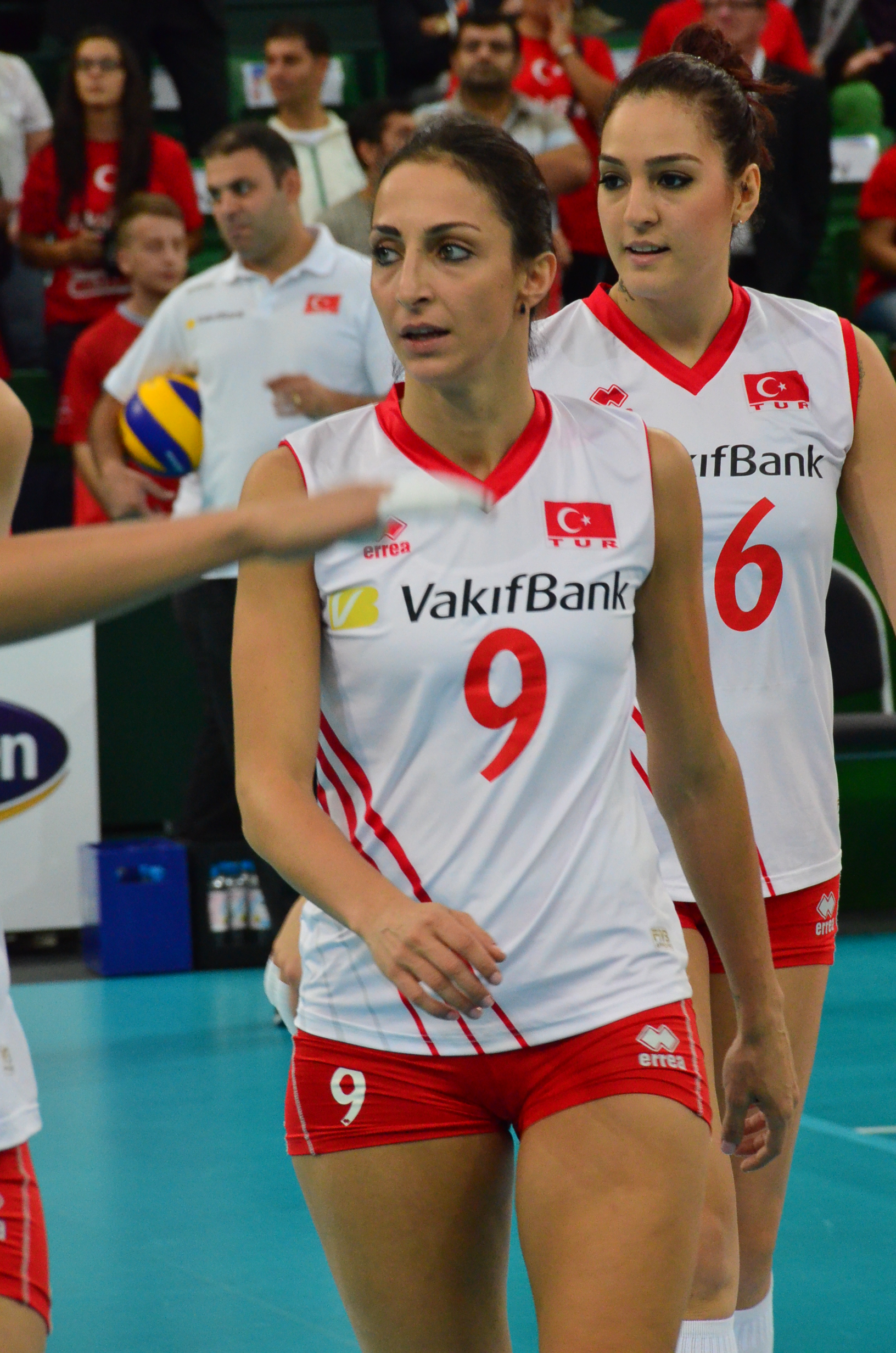17 neslihan demir turkish volleyball player - 2 3