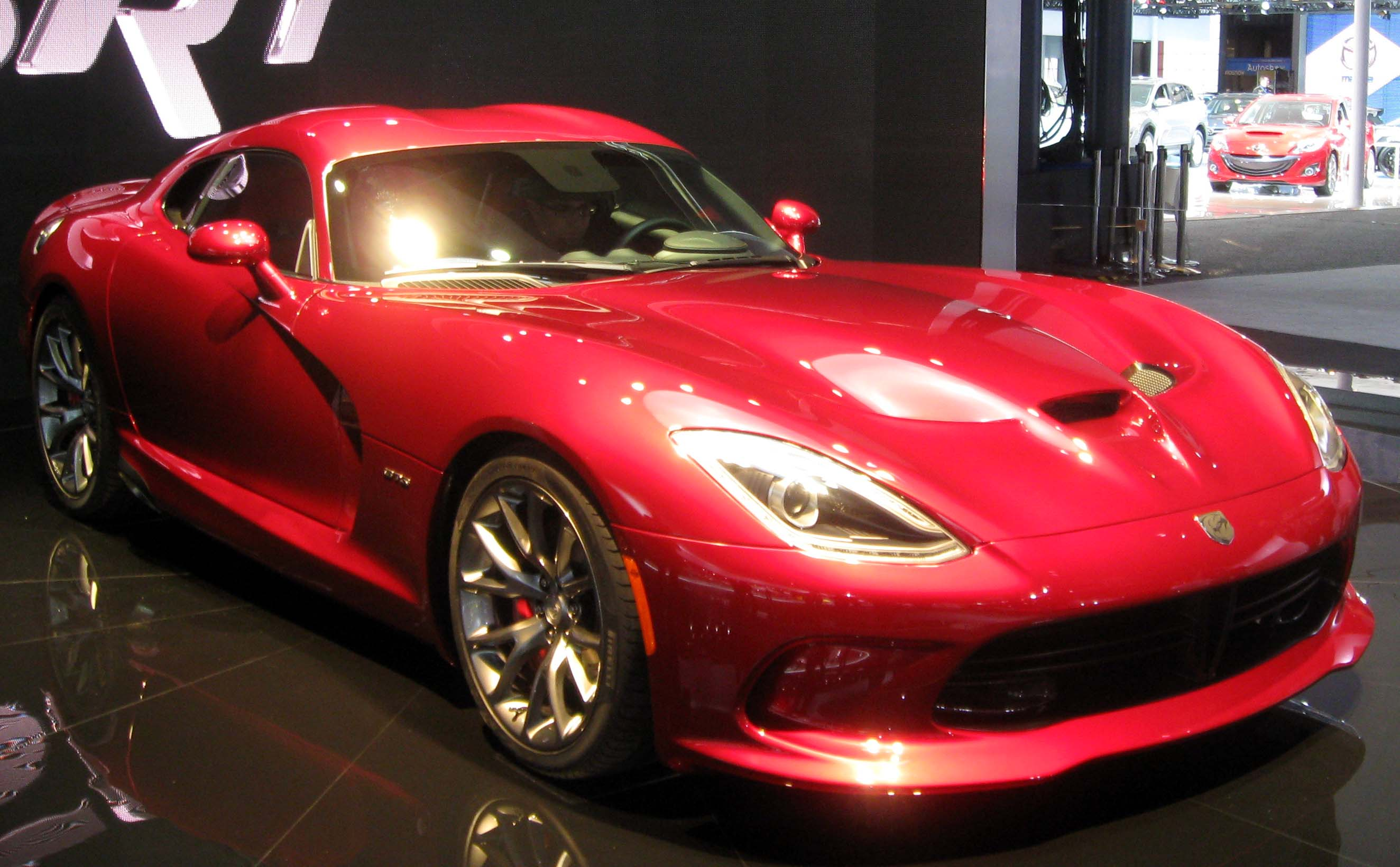Chrysler srt viper 2013 price