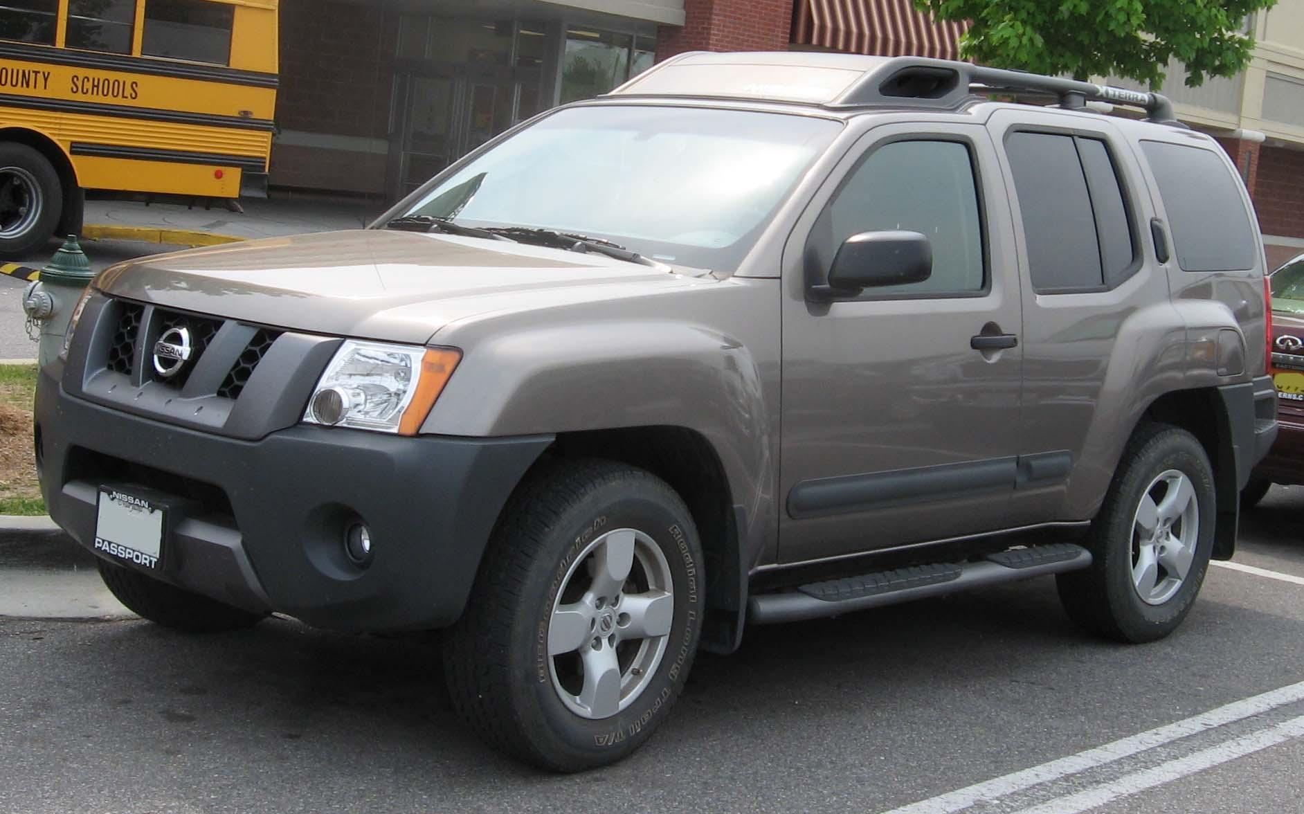 2007 Nissan Xterra S - 4dr SUV 4.0L V6 4x4 Manual